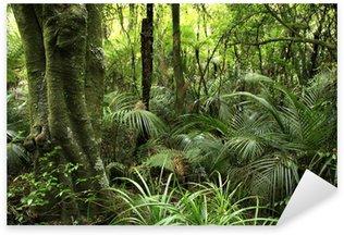 Naklejka Pixerstick Las tropikalny
