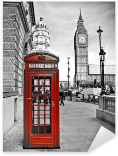 Naklejka Pixerstick London-Impression