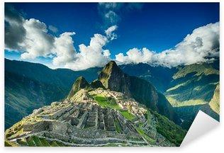 Naklejka Pixerstick Machu Picchu