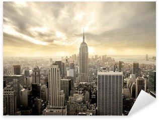 Naklejka Pixerstick Manhattan