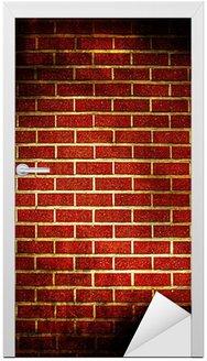 Grunge ceglany mur