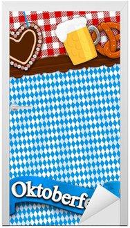Naklejka na Drzwi Oktoberfest 17