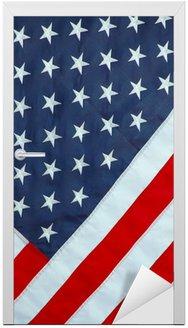 Patriotyczne Background Image amerykańskiej flagi