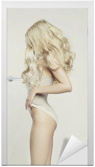 Sexy blondynka