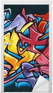 Naklejka na Drzwi Tag, graffiti