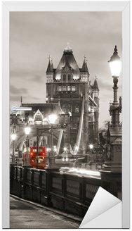 Naklejka na Drzwi Tower Bridge, Londyn