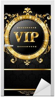 Naklejka na Drzwi VIP