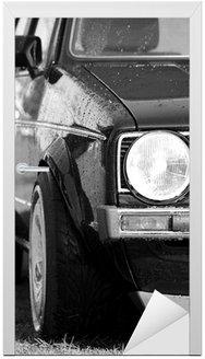 Naklejka na Drzwi VW Golf 1