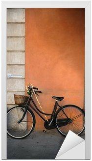 Włoski rower w starym stylu