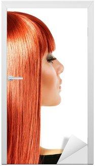 Zdrowa Long Red Hair