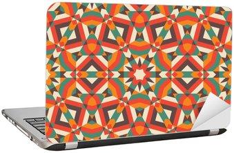 Naklejka na Laptopa Jednolite wzór mozaiki