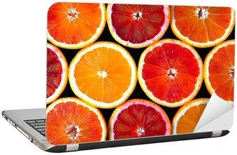 Naklejka na Laptopa Pomarańcze