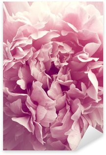Naklejka Pixerstick Piwonia kwiat