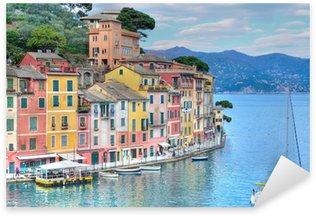 Naklejka Portofino Włochy