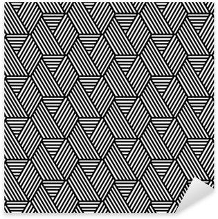 Naklejka Pixerstick Projektowanie tło wzór