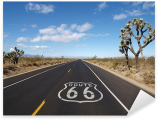 Naklejka Pustynia Mojave Trasa 66