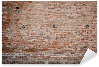 Naklejka Ściana