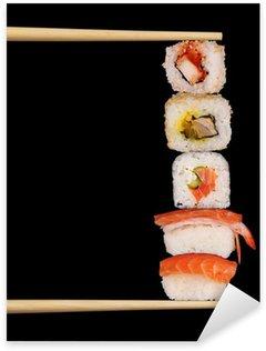 Naklejka Sushi Maxi