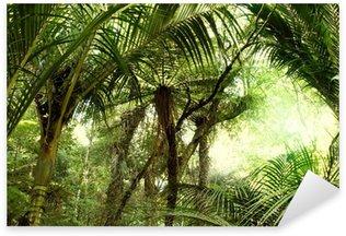 Naklejka Pixerstick Tropikalnej dżungli