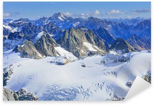 Naklejka Zobacz w Alpach szwajcarskich
