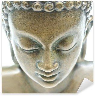 Nálepka Buddha portrét