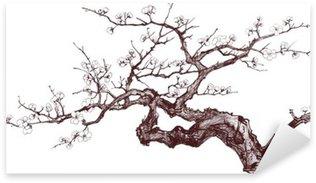 Nálepka Pixerstick Cherry tree