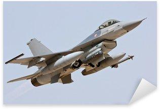Nálepka Pixerstick F-16 - Take Off