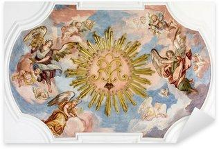 Nálepka Freskové andělé