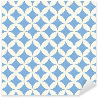 Nálepka Pixerstick Jednotný vzor