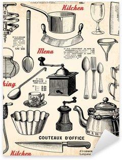 Nálepka Kuchyně