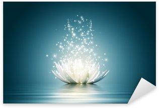 Nálepka Pixerstick Lotus Flower