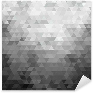 Nálepka Pixerstick Mozaika pozadí