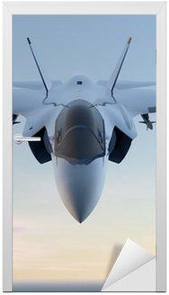 Nálepka na Dveře Jet F-35 bojovník tryskové letadlo