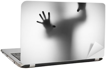 Nálepka na Notebook Duchové hand