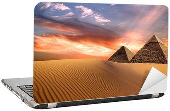 Nálepka na Notebook Egypt