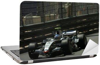 Nálepka na Notebook Formule 1