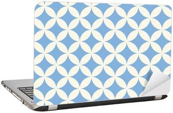 Nálepka na Notebook Jednotný vzor