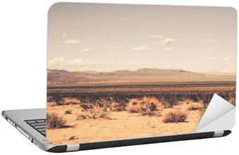 Nálepka na Notebook Jižní Kalifornie Desert