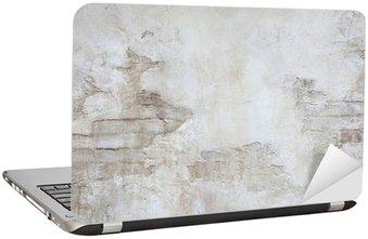 Nálepka na Notebook Starožitné kamenné zdi