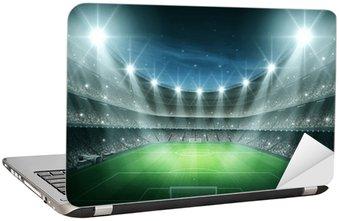 Nálepka na Notebook Světlo stadionu