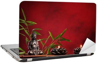 Nálepka na Notebook Zen koncepce