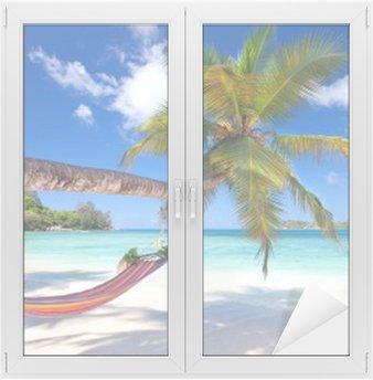Nálepka na Sklo a Okna Baie Lazare, Seychely