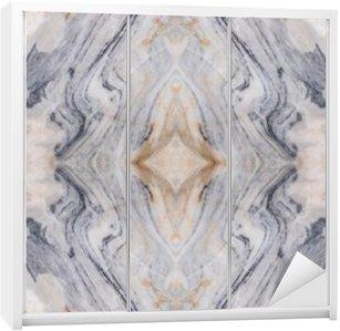 Nálepka na Skříň Abstrakt povrch mramorová podlaha vzor textury na pozadí