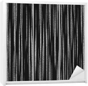 Nálepka na Skříň Abstraktní kovové pozadí