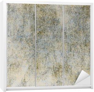 Nálepka na Skříň Retro pozadí s texturou starého papíru