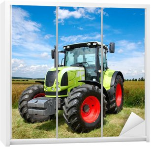 Nálepka na Skříň Traktor