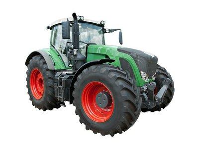 Nálepka na Stěny Moderní traktor