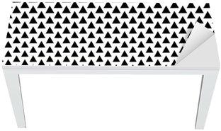 Nálepka na Stůl a Pracovní Stůl Horizontálně opakovatelné půltón pozadí / vzor blednutí fro