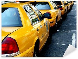 Nálepka Pixerstick New York, New York