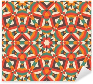 Nálepka Pixerstick Seamless Mosaic Pattern